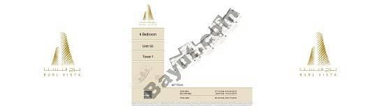 Burj Vista Penthouse Collection_all floor plans - 2