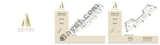 Burj Vista Penthouse Collection_all floor plans_Page 4