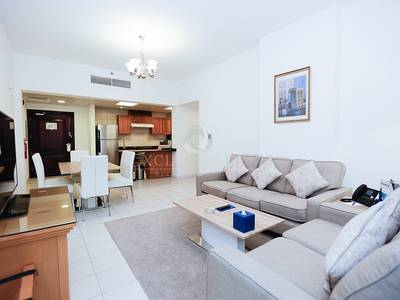 2 Bedroom Hotel Apartment for Rent in Downtown Dubai, Dubai - Hotel Serviced Apartments Great Location