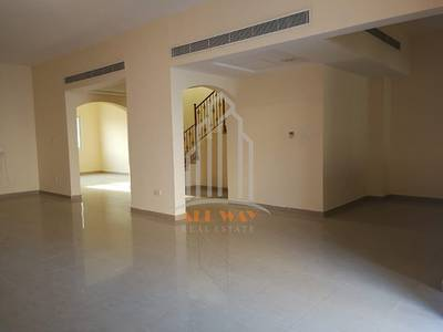 3 Bedroom Villa for Rent in Khalifa City A, Abu Dhabi - Modern Layout 3 Bedroom Villa in a Compound