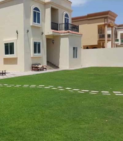 7 Bedroom Villa for Sale in Al Rawda, Ajman - 5000 SF freehold luxury villa in ajman
