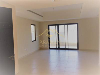 3 Bedroom Villa for Sale in Reem, Dubai - Type 3 E Single Row Brand New 3 beds W maids Closer to Park