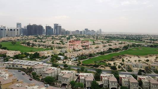 1 Bedroom Apartment for Sale in Dubai Sports City, Dubai - Spectacular full golf-view . 793 SqFt 1 Bedroom - Popular Tower