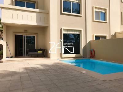 5 Bedroom Villa for Sale in Al Reef, Abu Dhabi - Hot Offer 5 BR Villa with Pool + Garden