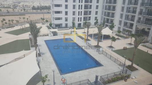 3 Bedroom Flat for Rent in Town Square, Dubai - Brand new 3 Bed + maid's Aptt I Pool View I Zahra