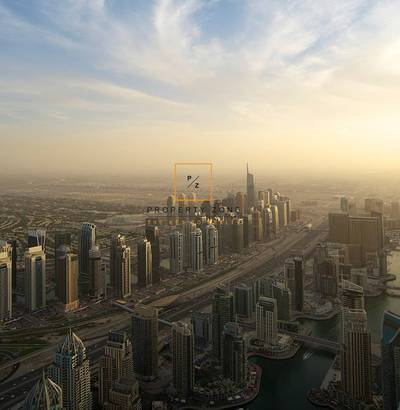1 Bedroom Flat for Sale in Dubai Marina, Dubai - Amazing Price New 1 BR Apt. in Marina 101