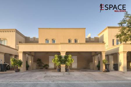 2 Bedroom Villa for Rent in The Springs, Dubai - Spacious Type 4M | Springs Community | Vacant