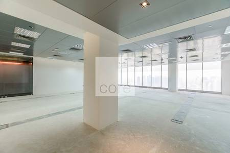 Office for Rent in Dubai Media City, Dubai - Combined fitted office in Arenco Tower
