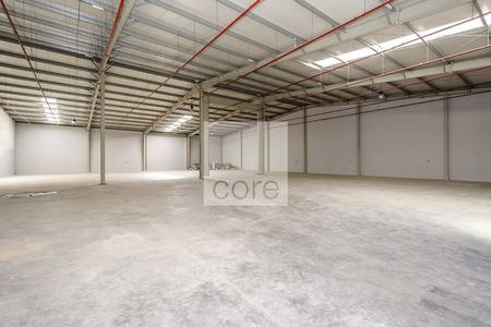 Warehouse for Rent in Mussafah, Abu Dhabi - Fitted warehouse / Mussafah Industrial Area