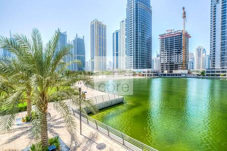 Office for Rent in Jumeirah Lake Towers (JLT), Dubai - Fully fitted