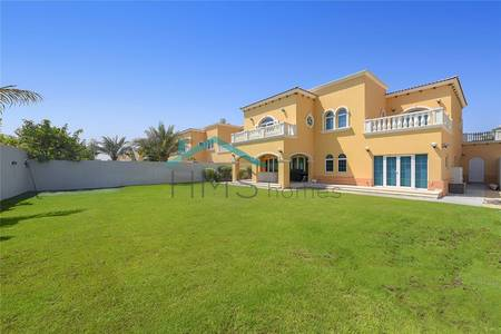 5 Bedroom Villa for Rent in Jumeirah Park, Dubai - 5 Bed Regional - Back-to-Back - Landscaped Garden