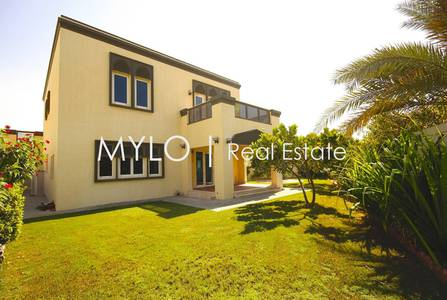3 Bedroom Villa for Sale in Jumeirah Park, Dubai - 3 bed + M | Regional Large | Facing park