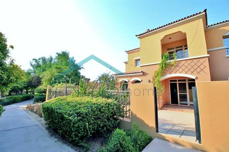 3 Bedroom Villa for Sale in Arabian Ranches, Dubai - POOL AND PARK VIEW|VACANT|MOTIVATED SELLER