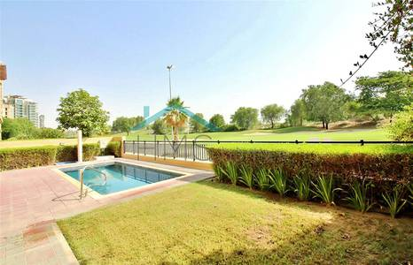 4 Bedroom Villa for Rent in Emirates Golf Club, Dubai - Available Now - Special Offer - Golf Course Views