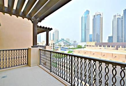 1 Bedroom Apartment for Sale in Old Town, Dubai - Exclusive | Cash seller | One Bed