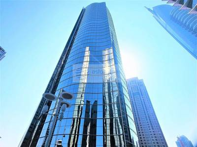 Office for Rent in Jumeirah Lake Towers (JLT), Dubai - Fitted Office Vacant  Glass Walled Rooms