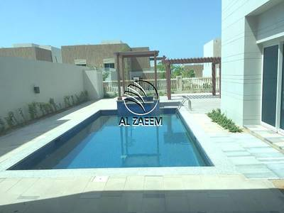 5 Bedroom Villa for Rent in The Marina, Abu Dhabi - Brand New 5 Bedroom Villa  Swiming Pool
