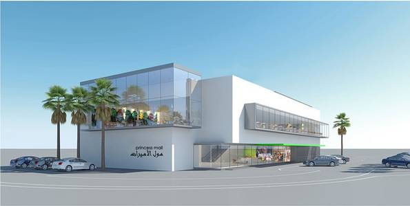 Building for Rent in Al Jurf, Ajman - New Mall for Rent