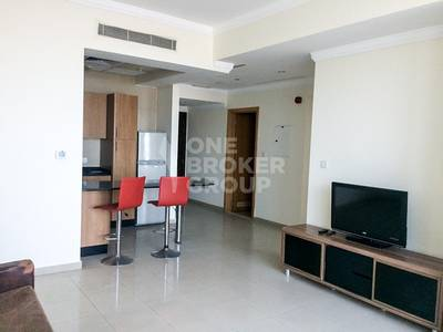 1 Bedroom Flat for Rent in Dubai Marina, Dubai - Amazing Deal!  Well maintained 1 Br Apt.