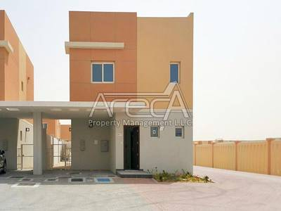 3 Bedroom Villa for Sale in Al Samha, Abu Dhabi - Deluxe, Brand New 3 Bed Villa! Earn Huge ROI in Al Reef 2