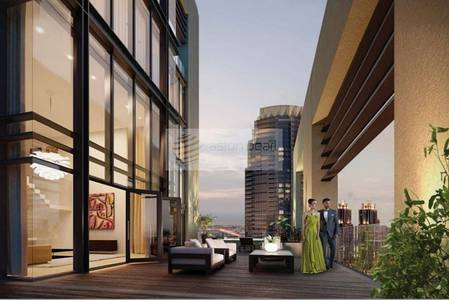 3 Bedroom Apartment for Sale in Downtown Dubai, Dubai - Luxurious 3BR-2 Balcony Facing Burj View