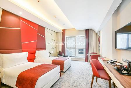 Hotel Apartment for Rent in Downtown Dubai, Dubai - New| Serviced | Furnished| All inclusive