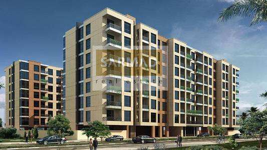 2 Bedroom Flat for Rent in Arjan, Dubai - 2 BHK with One Month Free For Rent in Green Diamond