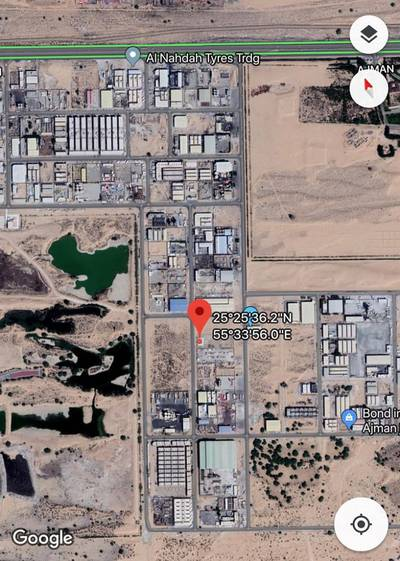 Plot for Sale in Al Jurf, Ajman - 29062 SQFT PLOT FOR SALE IN AJMAN JURF INDUSTRIAL AREA