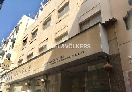 Building for Rent in Deira, Dubai - Showrooms Shops Office all-in-one Wholesales