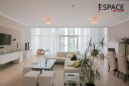3 Bedroom Flat for Sale in Dubai Marina, Dubai - Upgraded | Penthouse | Furnished 3 Bedroom