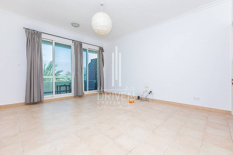 Cozy and Spacious 1 BR Apt. with Balcony