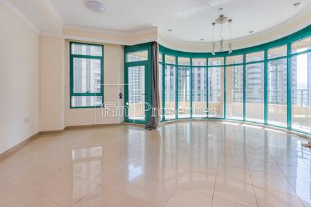 2 Bedroom Apartment for Rent in Dubai Marina, Dubai -  Easy Highway Access