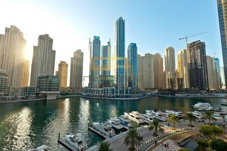 2 Bedroom Flat for Rent in Dubai Marina, Dubai - Marina View Chiller Free 2 BR I Furnished