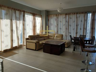1 Bedroom Apartment for Rent in Dubai Marina, Dubai - Sea View I Chiller Free I Fully Furnished