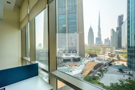 Office for Rent in DIFC, Dubai - Semi furnished and fitted | Liberty House