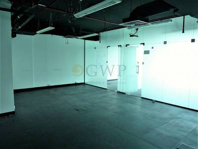 Office for Rent in Jumeirah Lake Towers (JLT), Dubai - Fitted unit IHigh Floor IGolf Course view