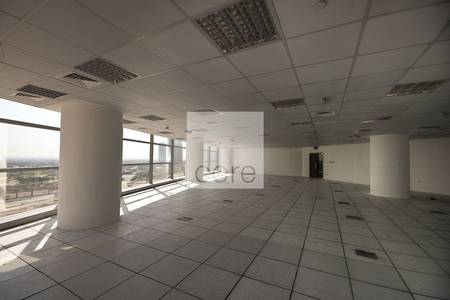 Office for Rent in Dubai Internet City, Dubai - Fitted and partitioned office | Shatha Tower