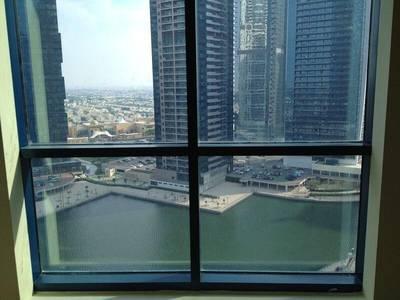 Studio for Rent in Jumeirah Lake Towers (JLT), Dubai - LAKE VIEW STUDIO FOR RENT IN JLT X1 TOWER ,,50K