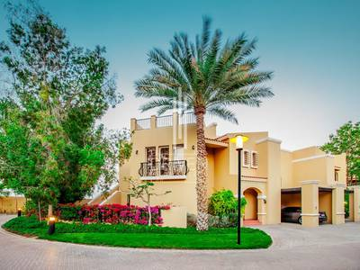 3 Bedroom Villa for Rent in Al Sufouh, Dubai - Gated Residential Nearby Beach | Managed