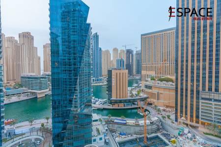 2 Bedroom Flat for Rent in Dubai Marina, Dubai - Marina Views | Vacant | Spacious Balcony
