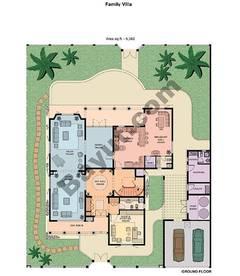 Family Villa Ground Floor