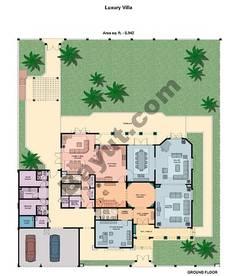 Luxury Villa Ground Floor