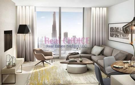 2 Bedroom Flat for Sale in Downtown Dubai, Dubai - High Floor Modern Design 2BR|High Floor