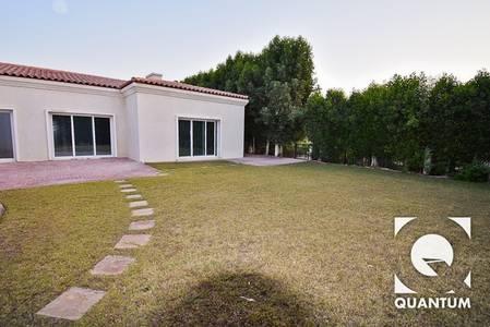 4 Bedroom Villa for Sale in Green Community, Dubai - NULL Perimiter | Close to Pool and Gate