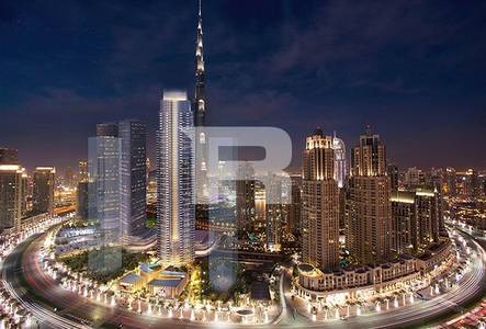 3 Bedroom Flat for Sale in Downtown Dubai, Dubai - Amazing View| High floor | Opera Grand