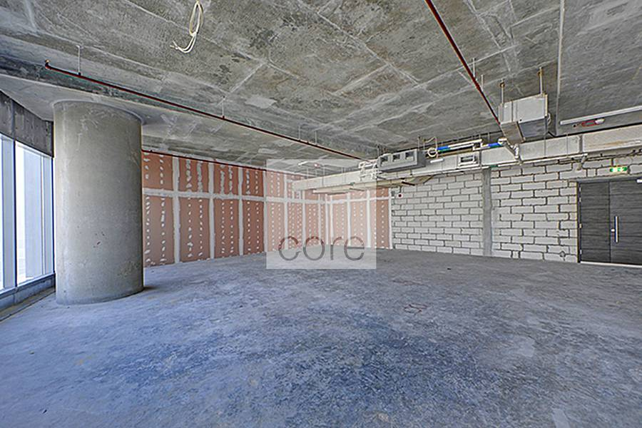 2 High floor shell and core office in ADDAX