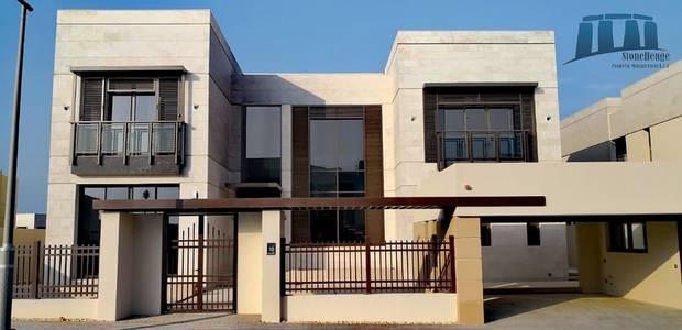 6 Bedroom Villa for Rent in Saadiyat Island, Abu Dhabi - 6 Br villa in hidd al saadiyat w/ maid room and driver room