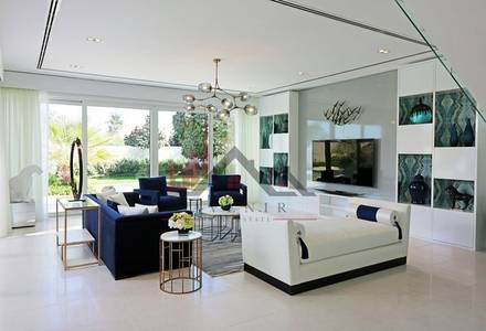 4 Bedroom Villa for Rent in Al Barari, Dubai - Modern and Spacious Four Bedroom Barari