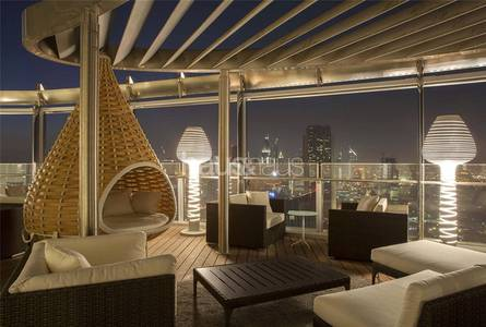 4 Bedroom Flat for Rent in Downtown Dubai, Dubai - | Unique | Upgraded | Terrace | Vacant |