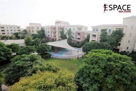 1 Bedroom Flat for Rent in Green Community, Dubai - 1BR Garden Apartment - Beautiful Views